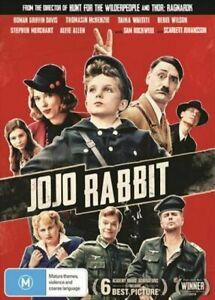 Jojo Rabbit (DVD, 2020), NEW SEALED AUSTRALIAN RELEASE REGION 4 lot 66