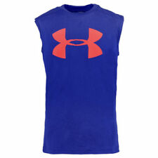 e42fbd3696e12 Under Armour Sleeveless Tops   T-Shirts Size 4   Up for Boys for ...