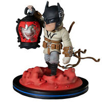 Quantum Mechanix Batman Last Knight Q Fig Batman Figure NEW IN STOCK