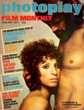 PHOTOPLAY JAN 1977 - KRIS KRISTOFFERSON/CLINT EASTWOOD
