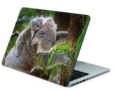 Universal Laptop Skin Notebook Netbook MacBook Aufkleber Sticker Cover Koala