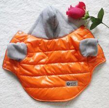 Hundebekleidung Hundejacke Hundemantel Winterjacke Regenmantel Orange XL Jacke