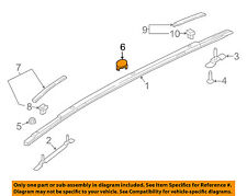 HYUNDAI OEM 16-18 Tucson Roof Rack Rail Luggage Carrier-Cap 87293D3000SHS