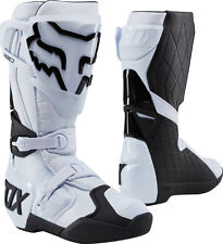 Fox Racing 180 Boots White Size 10 Motocross ATV Offroad