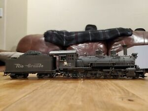 Mountain Model Imports On3 K-27 452 Denver & Rio Grande Western Sound & DCC