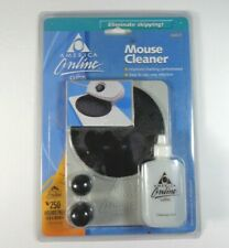 NEW Vintage 1999 Mouse Cleaner AOL Curtis Computer Products AMCT Prop