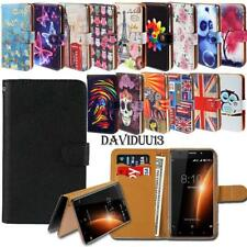 Leather Smart Stand Wallet Case Cover For Various Blackview Mobile Phones