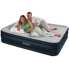 Materasso gonfiabile singolo Intex 64132 deluxe con pompa cuscino pillow - Rotex