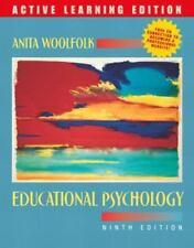 Educational Psychology, 9/e, Active Learning Edition Woolfolk-Hoy, Anita E. Pap