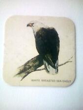 Vintage CHARLES WELLS / EAGLE BITTER   - Cat No'99 - Beermat / Coaster