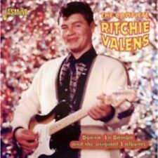 Complete Recordings [Jasmine] by Ritchie Valens (CD, Oct-2010, Jasmine)