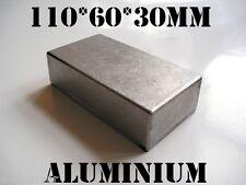 Aluminium Diecast Enclosure 111 x 60 x 30mm Multipurpose Guitar Pedal DIY Metal