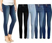 Ladies Ex-Zara Slim Fit Skinny Jeggings Jeans Stretch Denim AU Size 8-18