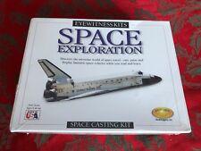 Vintage Skullduggery Eyewitness Kits Space Exploration Space Casting Kit 6+
