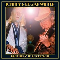 Johnny & Edgar Winter - Brothers in Rock 'n' Roll (2017)  CD  NEW  SPEEDYPOST