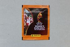 PANINI WOMEN'S THE NEDERLANDS EURO 2017 CODE FRONT BACK