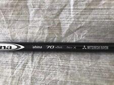 JAPAN ISSUE DIAMANA AHINA 70 EXTRA STIFF Driver Shaft ION PLATED