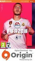 FIFA 20 2020 PC ORIGIN KEY