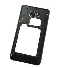 Pack x2 Marco Intermedio Samsung Galaxy S2 GT i9100 / i9105 Negro Original Usado
