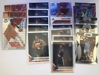 Nassir Little 20x 2019-20 Mosaic Reactive Prizm Draft Picks Rated ROOKIE RC LOT!