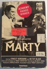 Marty (VHS, 1983) Ernest Borgnine Betsy Blair VHSshop.com
