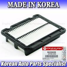 KP Air Filter Fit 2004-2011 Chevrolet Aveo Aveo5 Pontiac G3 Wave OEM 96536696
