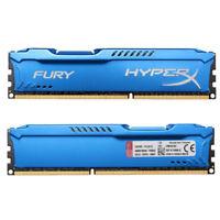 For HyperX FURY 16GB(8GBx2) DDR3 1333MHz CL9 PC3-10600 Memory RHN02