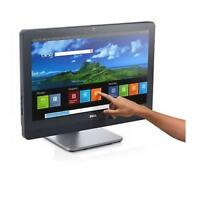 """Dell 23"""" 9010 TOUCHSCREEN All-In-One PC i7-3770S 3.1GHz 6GB RAM, 1TB HDD Win 10!"""