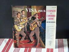 LOS TRES IBERICOS Visa pour l'Espagne et l'Amerique latine 30BM15007