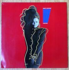 JANET JACKSON Control LP/GER
