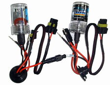 H4 12000K HID Xenon Bulbs Set Headlight Replacement 2 Low Beam Lamps 12V 35W 12K
