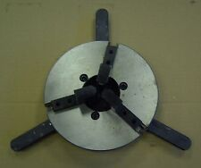 8 INCH, 3 JAW, SELF CENTRING, QUICK RELEASE WELDING ROTATOR CHUCK
