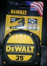 NEW DEWALT 35-ft TAPE MEASURE # DWHT33976