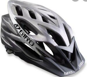 Giro Animas Helmet Giro Bicycle Helmet Carbon/Titanium S