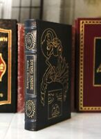 DYING INSIDE - Easton Press - Silverberg 🖋SIGNED🖋 Masterpieces of SCI FI