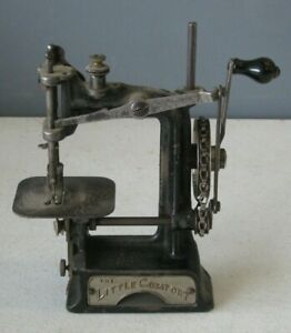 1896 Smith & Egge The Little Comfort Sewing Machine Chain Drive #MS18  VERY RARE