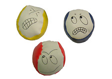 A Set of Three UK Innovative Juggling Balls Learn To Juggle Circus Toys
