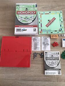 Monopoly Kompakt von Parker 100% vollständig innen wie NEU