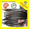 "10 Fresh Madagascar Grade A Bourbon Whole Vanilla Beans-Pods 5 "" Inchers"