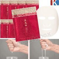 [MISSHA] Premium Anti-aging Chogongjin Silk Mask Sheet Facial mask Made in korea