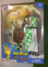 """SIDESHOW 1/6 12"""" MONTY PYTHON AND THE HOLY ERIC IDLE AS SIR ROBIN"""
