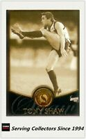 AFL COLLINGWOOD CLUB HALL OF FAME CARD COLLECTION HALL OF FAME #15 TONY SHAW
