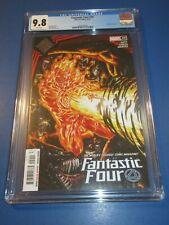 Fantastic Four #29 Brooks Cover CGC 9.8 NM/M Gorgeous Gem Wow