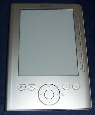Sony E Reader PRS-300/SC Silver Pocket Edition PRS-300 Holds 350 books Used