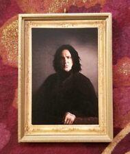 Harry Potter Severus Snape Christmas Ornament Custom Handmade Gift Present.