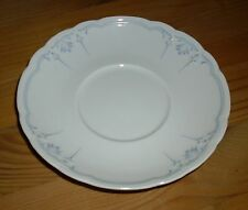 Seltmann Weiden Julia 1 Untere, Untertasse,  blaue Lilien, Durchmesser 13 cm
