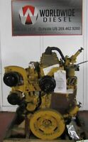 CAT 3126  Diesel Engine Take Out, Good For Rebuild Only
