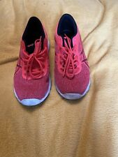 Pink Asics Trainers