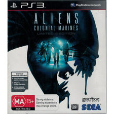 Aliens Colonial Marines PS3, Playstation 3 Game, USED