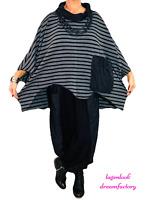 XL//XXL 50 52 54 2825 LABASS ANIKO Lagenlook Top Vintagelook  maisgelb Gr